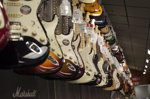 guitar shop bolton